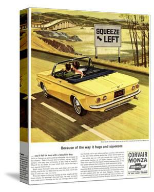 GM Chevy - Squeeze Left