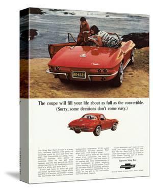 GM Corvette Some Decisions…
