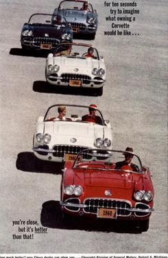 GM Imagine Owning a Corvette