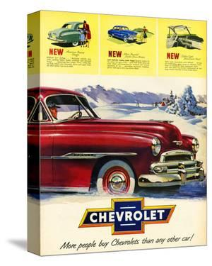 GM More People Buy Chevrolet