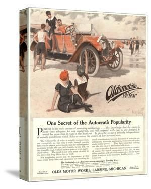 GM Oldsmobile - Autocrat