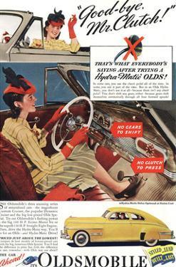 GM Oldsmobile - Bye Mr. Clutch