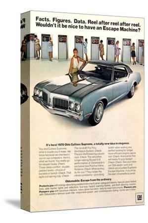 GM Oldsmobile - Escape Machine
