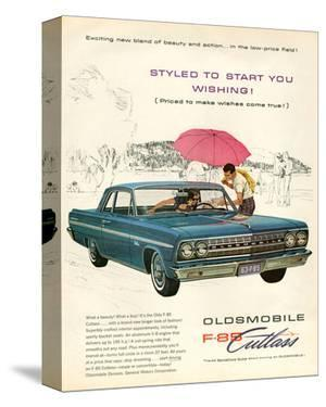GM Oldsmobile - F-85 Cutlass