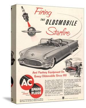 GM Oldsmobile-Firing Starfire