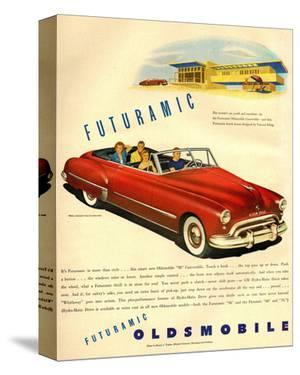 GM Oldsmobile - Futuramic