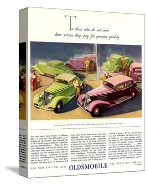 GM Oldsmobile-Genuine Quality