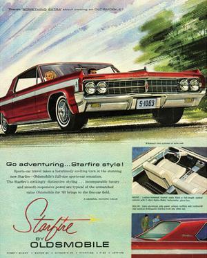 GM Oldsmobile - Go Adventuring