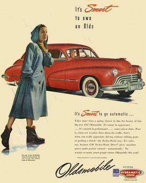 GM Oldsmobile - Go Automatic