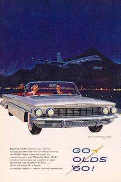 GM Oldsmobile - Go Olds '60!