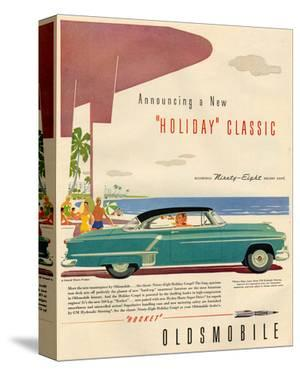 GM Oldsmobile-Holidy Classic98