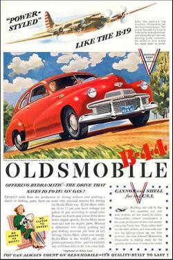 GM Oldsmobile - Like the B-19