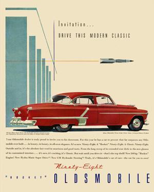 GM Oldsmobile - Modern Classic