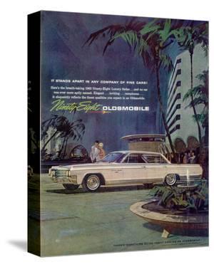 GM Oldsmobile - Ninety Eight
