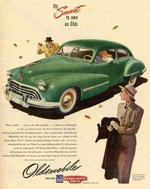 GM Oldsmobile - Own An Olds