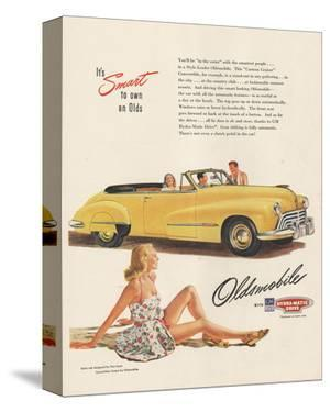 GM Oldsmobile - Smart to Own