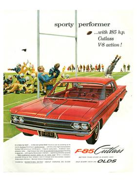 GM Oldsmobile-Sporty Performer