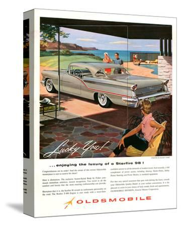 GM Oldsmobile - Starfire 98!