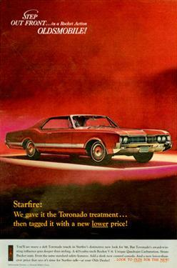 GM Oldsmobile - Step Out Front