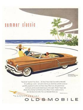 GM Oldsmobile - Summer Classic