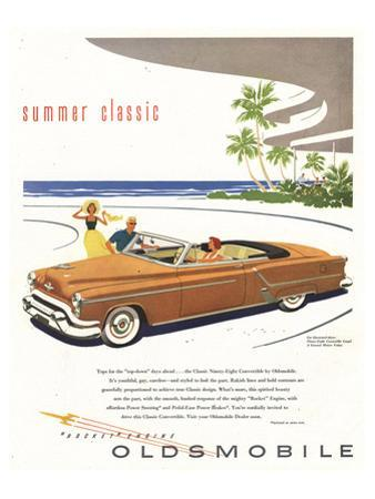 GM Oldsmobile - Summer Classic