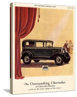 GM Outstanding Chevrolet