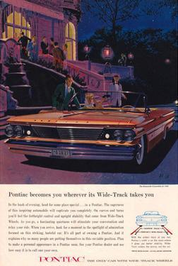 GM Pontiac Becomes You