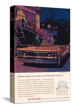 GM Pontiac Becomes You