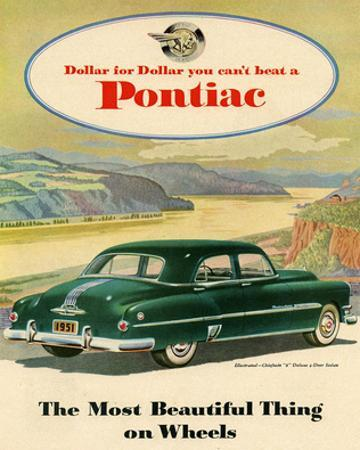 GM Pontiac-Chieftain 8 Deluxe