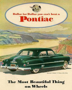 GM Pontiac-Chieftain 8 Deluxe