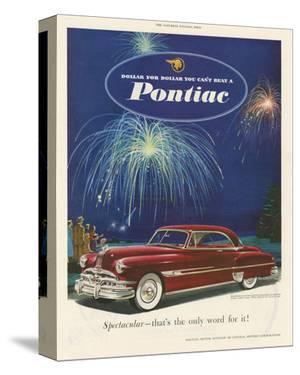 GM Pontiac - Dollar for Dollar