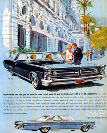 GM Pontiac Gp - Sharing Beauty