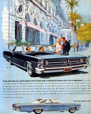 GM Pontiac Gp - Sharing Beauty