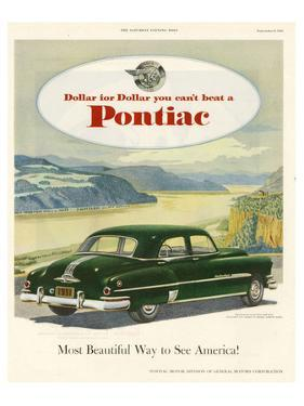 GM Pontiac-Most Beautiful Way