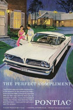 GM Pontiac-Perfect Compliment