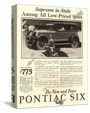 GM Pontiac - Supreme in Style