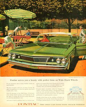 GM Pontiac - Wide Track Wheels