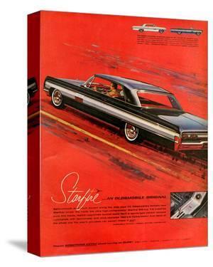 GM Starfire Oldsmobile Original