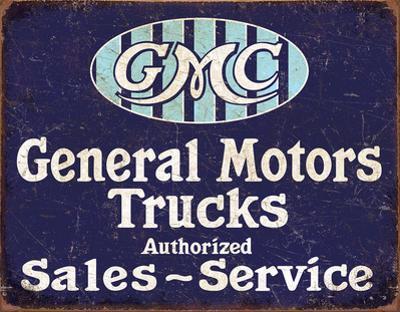 GMC Trucks - Authorized