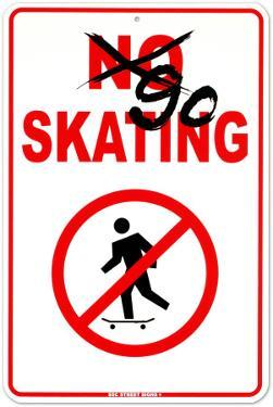 Go Skating