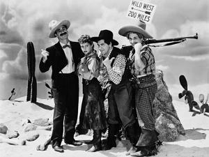 Go West, 1940