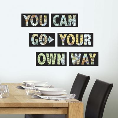 Go Your Own Way Quote