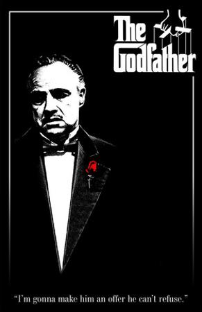Godfather Black and White