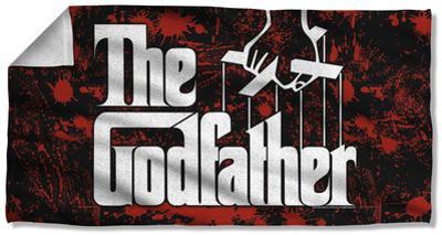 Godfather - Logo Beach Towel
