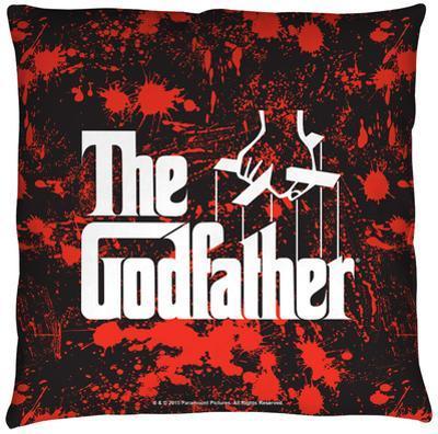 Godfather - Logo Throw Pillow
