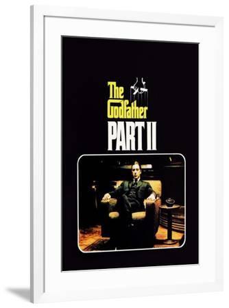 Godfather, Part 2--Framed Poster
