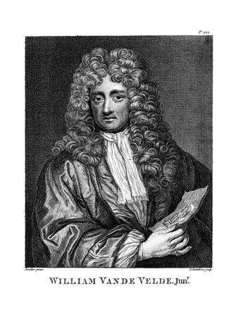 Willem Van de Velde Jun