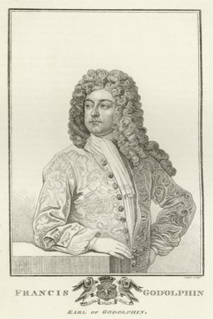 Francis Godolphin, Earl of Godolphin by Godfrey Kneller