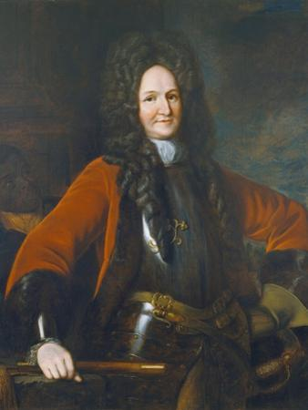 General Hugh Mackay (C.1640-92) 1690 8G:Killed at the Battle of Steenkirk in 1692 During the Nine… by Godfrey Kneller