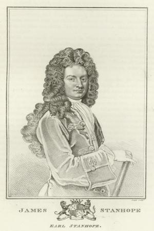 James Stanhope, Earl Stanhope by Godfrey Kneller